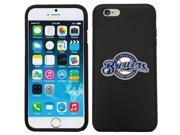 Coveroo 875 397 BK HC Milwaukee Brewers Design on iPhone 6 6s Guardian Case
