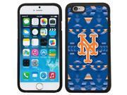 Coveroo 875 8546 BK FBC New York Mets Tribal Print Design on iPhone 6 6s Guardian Case