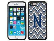 Coveroo 875 8977 BK FBC UNR Sketchy Chevron Design on iPhone 6 6s Guardian Case