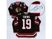 AJ SportsWorld TOEJ10100A Jonathan Toews Chicago Blackhawks Autographed 2014 Stadium Series Premier Jersey 9SIA00Y51U0159