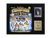 Image of CandICollectables 1215NLC15 MLB 12 x 15 in. New York Mets 2015 National League Champs Plaques