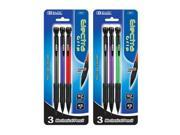 Bazic Electra 0.7 mm Mechanical Pencil with Grip Case of 24