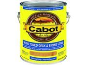 Image of Cabot 13002 1 Gallon, Cedar Wood Toned Deck & Siding Stain