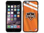 Coveroo Houston Dynamo Jersey Design on iPhone 6 Microshell Snap On Case