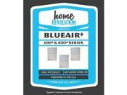 Home Revolution 103470 Blueair 500 And 600 Series Air Purifier Filter 9SIA00Y5138239
