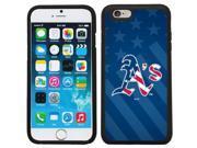 Coveroo 875 7896 BK FBC Oakland Athletics USA Blue Design on iPhone 6 6s Guardian Case