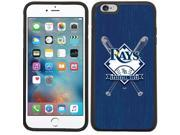 Coveroo 876-6763-BK-FBC Tampa Bay Rays Bats Design on iPhone 6 Plus & 6s Plus Guardian Case 9SIAC564ZH5805