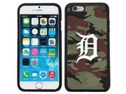 Coveroo 875 7266 BK FBC Detroit Tigers Traditional Camo Design on iPhone 6 6s Guardian Case