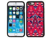 Coveroo 875 8543 BK FBC LA Angels of Anaheim Tribal Print Design on iPhone 6 6s Guardian Case