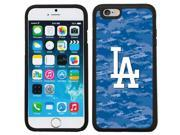 Coveroo 875 7433 BK FBC LA Dodgers Digi Camo Color Design on iPhone 6 6s Guardian Case