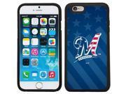 Coveroo 875 7890 BK FBC Milwaukee Brewers USA Blue Design on iPhone 6 6s Guardian Case