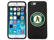 Coveroo 875 419 BK HC Oakland Athletics Circle Design on iPhone 6 6s Guardian Case