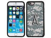 Coveroo 875 7436 BK FBC LA Angels of Anaheim Digi Camo Design on iPhone 6 6s Guardian Case