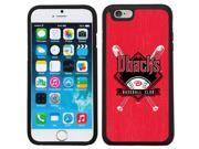 Coveroo 875 6875 BK FBC Arizona Diamondbacks Bats Design on iPhone 6 6s Guardian Case