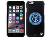 Coveroo New York City FC Emblem Design on iPhone 6 Microshell Snap On Case