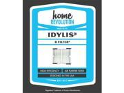 Home Revolution 103896 Idylis B Hepa Air Purifier Filter 9SIAC564ZD3065