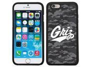 Coveroo 875 8972 BK FBC Montana Dark Camo Design on iPhone 6 6s Guardian Case