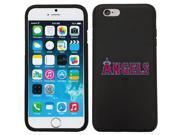 Coveroo 875 393 BK HC LA Angels of Anaheim Angels flat Design on iPhone 6 6s Guardian Case