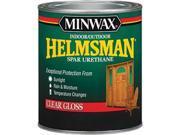Minwax 63200 1 qt. High Gloss Helmsman Int Ext Spar Urethane Clear