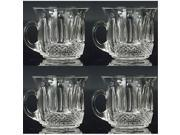 Godinger 3053 Set of 4 King Louis Punch Cups 9SIA00Y51J3809
