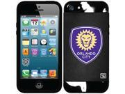 Coveroo Orlando City SC Emblem Design on iPhone 5S and 5 New Guardian Case