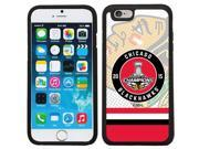 Coveroo 875-11513-BK-FBC Chicago Blackhawks 2015 Stanley Cup Champions Design on iPhone 6 & 6s Guardian Case 9SIAC564ZH9484