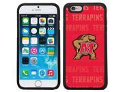 Coveroo 875 7836 BK FBC Maryland Repeating Design on iPhone 6 6s Guardian Case