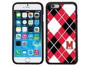 Coveroo 875 7834 BK FBC Maryland Argyle Design on iPhone 6 6s Guardian Case