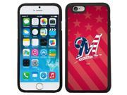 Coveroo 875 7889 BK FBC Milwaukee Brewers USA Red Design on iPhone 6 6s Guardian Case