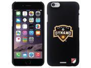 Coveroo Houston Dynamo Emblem Design on iPhone 6 Microshell Snap On Case