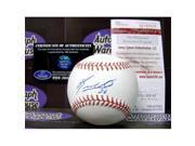 Eduardo Nunez autographed Baseball (JSA) 9SIAC564ZX2385