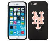 Coveroo 875 9269 BK HC New York Mets White with Pink Design on iPhone 6 6s Guardian Case