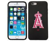 Coveroo 875 10535 BK HC LA Angels of Anaheim Angels A in Red Design on iPhone 6 6s Guardian Case