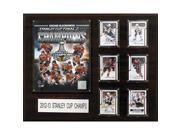 CandICollectables 1620SC13 NHL 16 x 20 in. Chicago Blackhawks 2012-2013 Stanley Cup Champions Plaque 9SIA00Y51U4226
