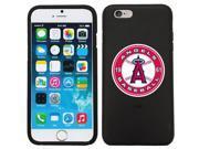 Coveroo 875 395 BK HC LA Angels of Anaheim Design on iPhone 6 6s Guardian Case