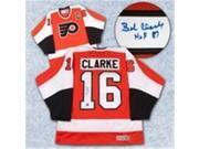 Bobby Clarke Philadelphia Flyers Autographed Stanley Cup Spotlight 11x14 Photo 9SIAC564ZU9847