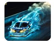 "Jimmie Johnson Sprint Cup Ad Monster Burn Out Mousepad Personalized Custom Mouse Pad Oblong Shaped In 8"""" x 9"""" Gaming Mouse Pad/Mat"" 9SIAC5C4WX7063"