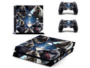 Destiny PS4 Skin Stickers Vinyl Decal For Sny Playtation 4 console and 2pcs Controllers Skin