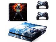 NARUTO KAKASHI 1 ps4 Skin Stickers For Playstation 4 PS4 Console 2 Pcs Vinyl decal Skin Stickers for Controller