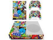 sticker bomb vinyl decal cover skin for Xbox one S Console for Xbox One controllers skin stickers 9SIAC5C5GR2947