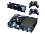 DC Batman VS Superman Skin Sticker for Microsoft Xbox One Kinect and Console and 2 Controllers Vinyl Game Stickers 9SIAC5C5GR2817