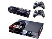 Xbox one Skin Sticker STAR WARS for Xbox one PVC vinyl cover console and Xbox one skin 9SIAC5C5GR2525