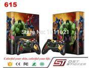 Vinyl Decal Skin Sticker for Microsoft Xbox 360 E slim and 2 controller skins The Averange for xbox 360 9SIAC5C5GR2495