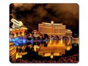 Large Mousepad High Quality 13456 Las Vegas At Night World Art Natural Eco Rubber Mousepad Design Durable Mouse Mat Computer Accessories Big Gaming Mouse Pad 9