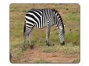 General DIY Zebra On The Field Animal 22612 Mouse Mat Gaming Mouse Pad 9