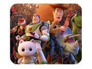 "Toy Story That Time Forgot Mousepad Personalized Custom Mouse Pad Oblong Shaped In 8"""" x 9"""" Gaming Mouse Pad/Mat"" 9SIAC5C5WS8964"