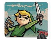 Toon Link-windwaker Mouse Pad, Mousepad  8