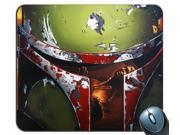 "Custom Han Solo and Boba Fet - Star Wars_v93 Mouse Pad g4215 10"""" x 11"""""" 9SIA6HT5YF3307"