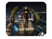 "Iron Man In The Avengers Movie Mousepad Personalized Custom Mouse Pad Oblong Shaped In 8"""" x 9"""" Gaming Mouse Pad/Mat"" 9SIAC5C5WS6268"