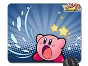 Kirby Superstar Ultra Kirby inhaling Mouse Pad, Mousepad  10